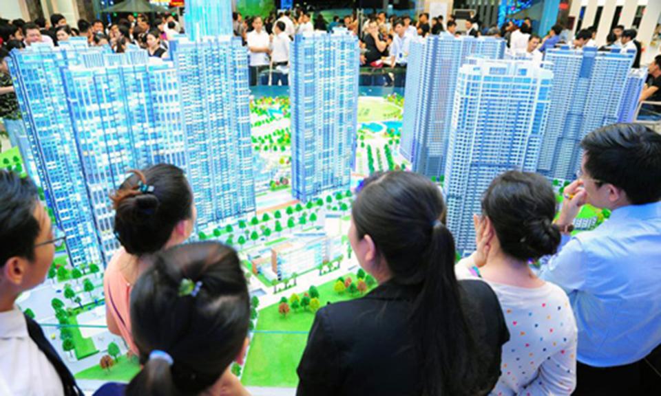 Thu nhập quản lý ngành địa ốc trên 30 triệu đồng mỗi tháng